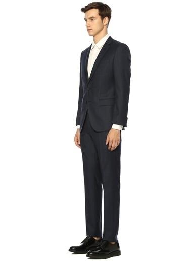 Boss Takım Elbise Lacivert